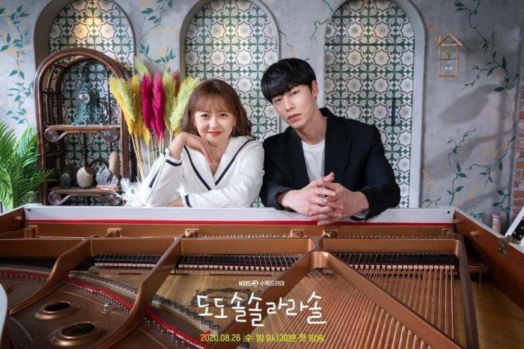 Goo Ra Ra dan Sun Woo Jun