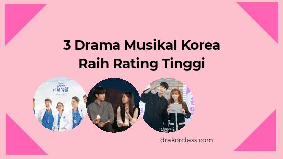 drama musikal Korea
