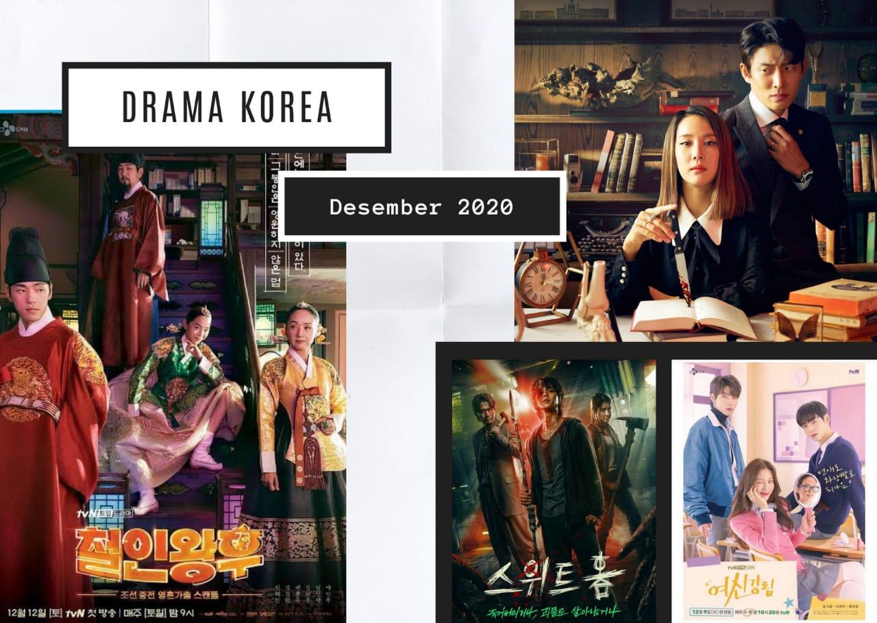 drama baru desember 2020