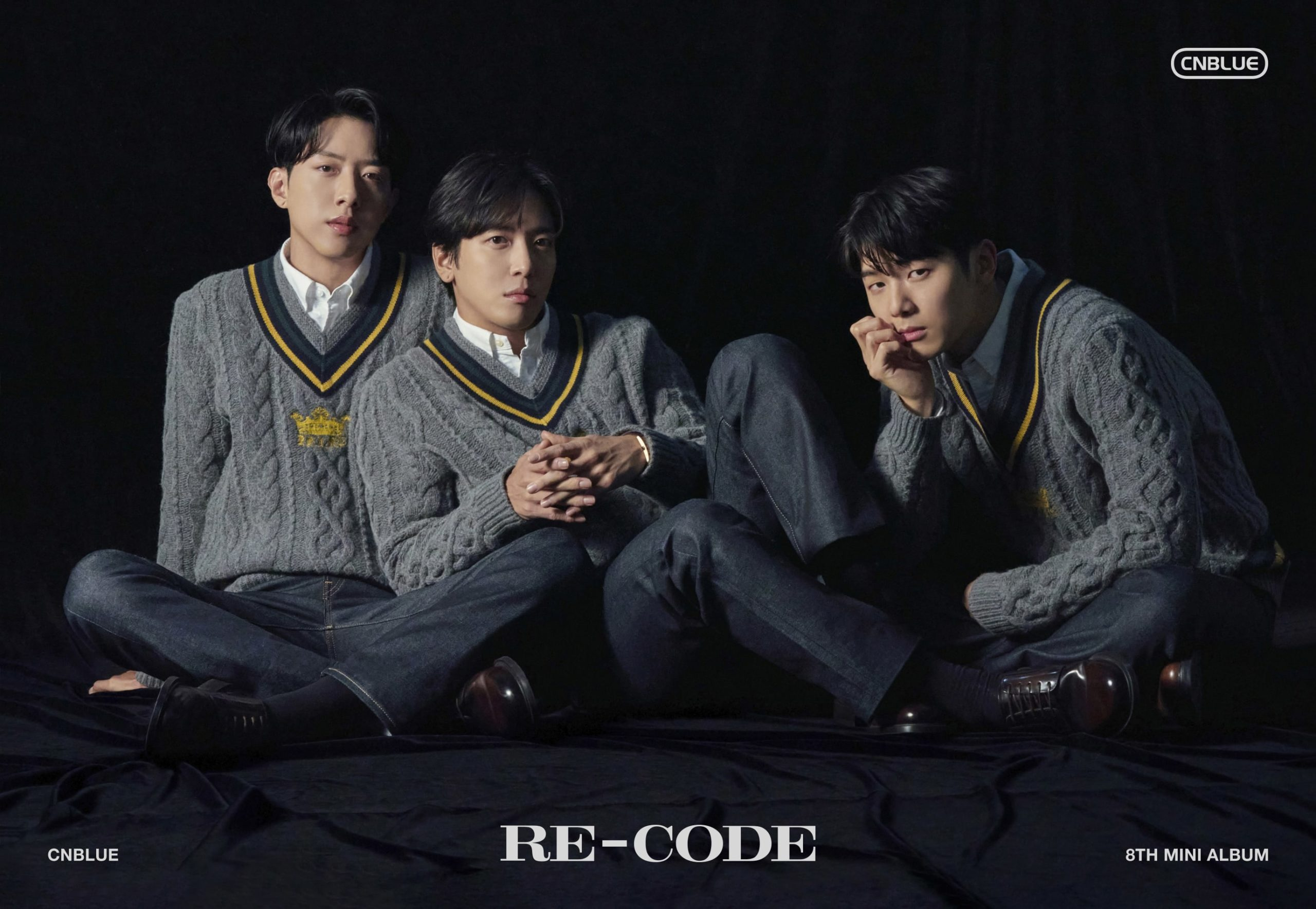 cnblue re-code