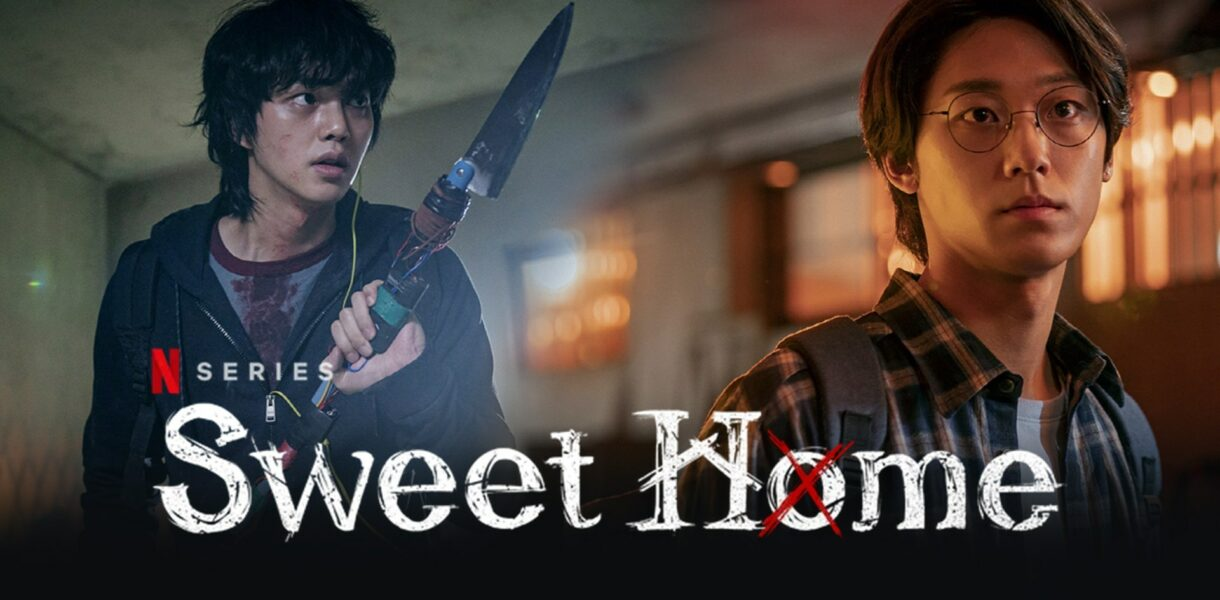 poster kdrama sweet home Netflix