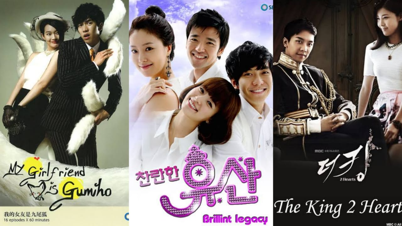 drama drama lee seung gi
