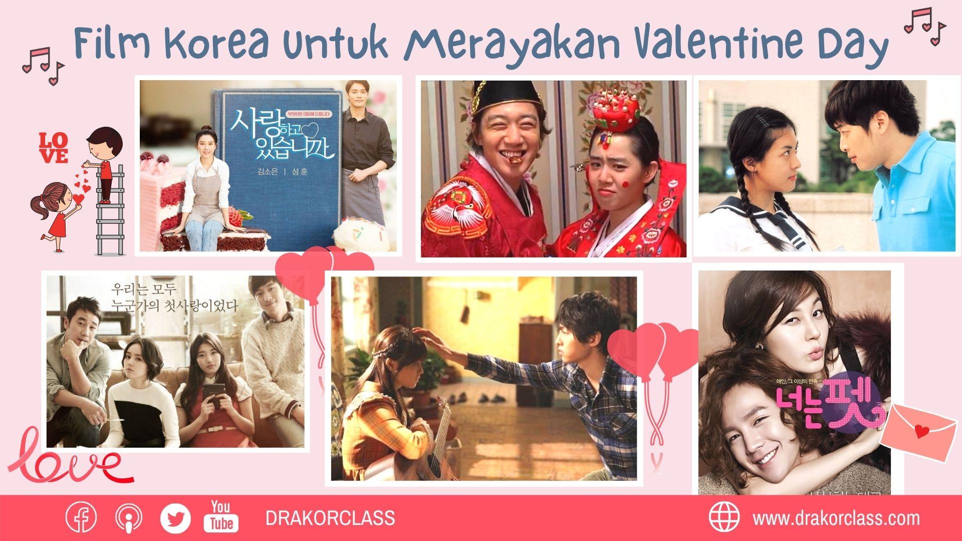Film Korea Saat Valentine