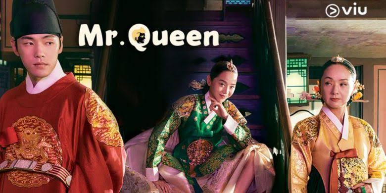 mr queen kdrama