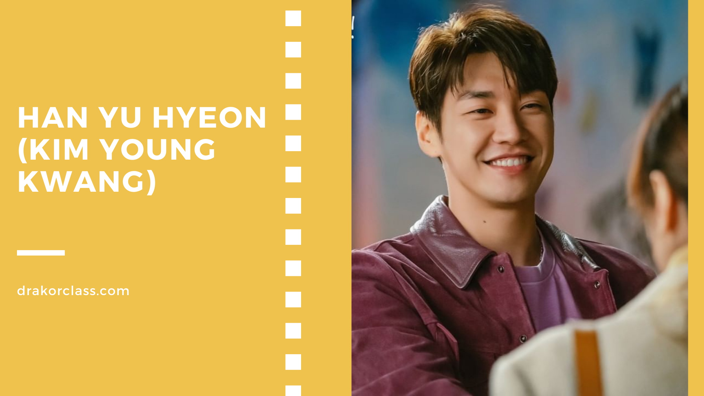 kim young kwang pemeran di hello, me!