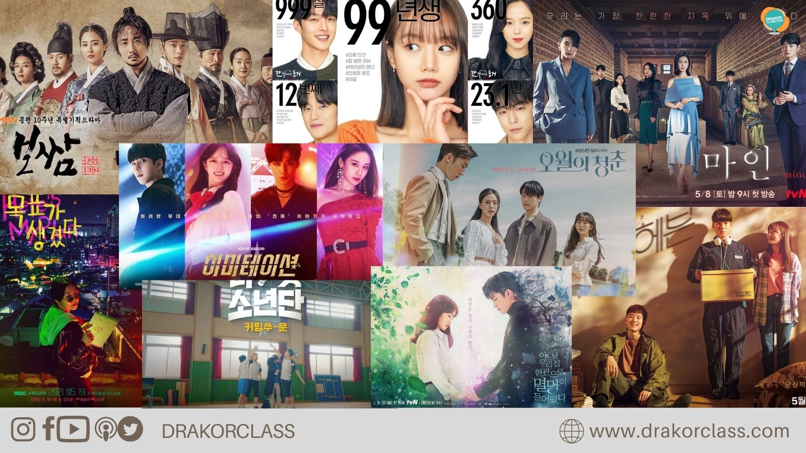 K Drama May 2021