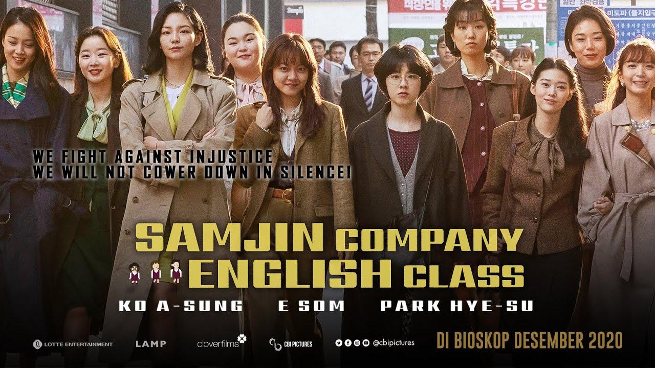 Samjin English Club Poster