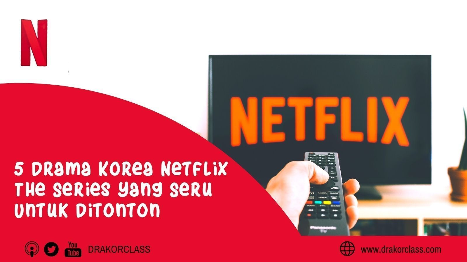 Rekomendasi Drama Korea Netflix the Series
