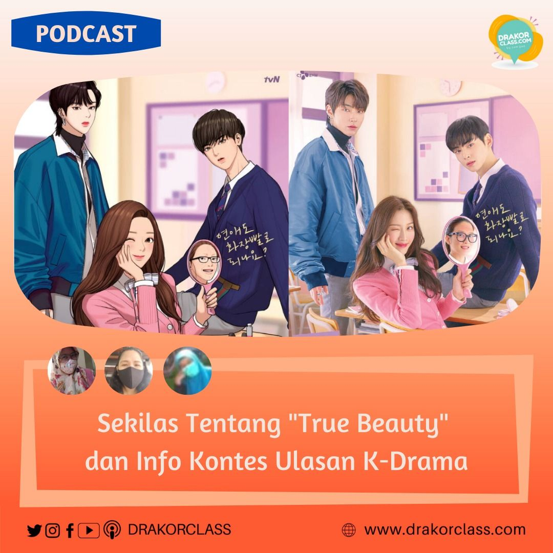 cover podcast true beauty part 1