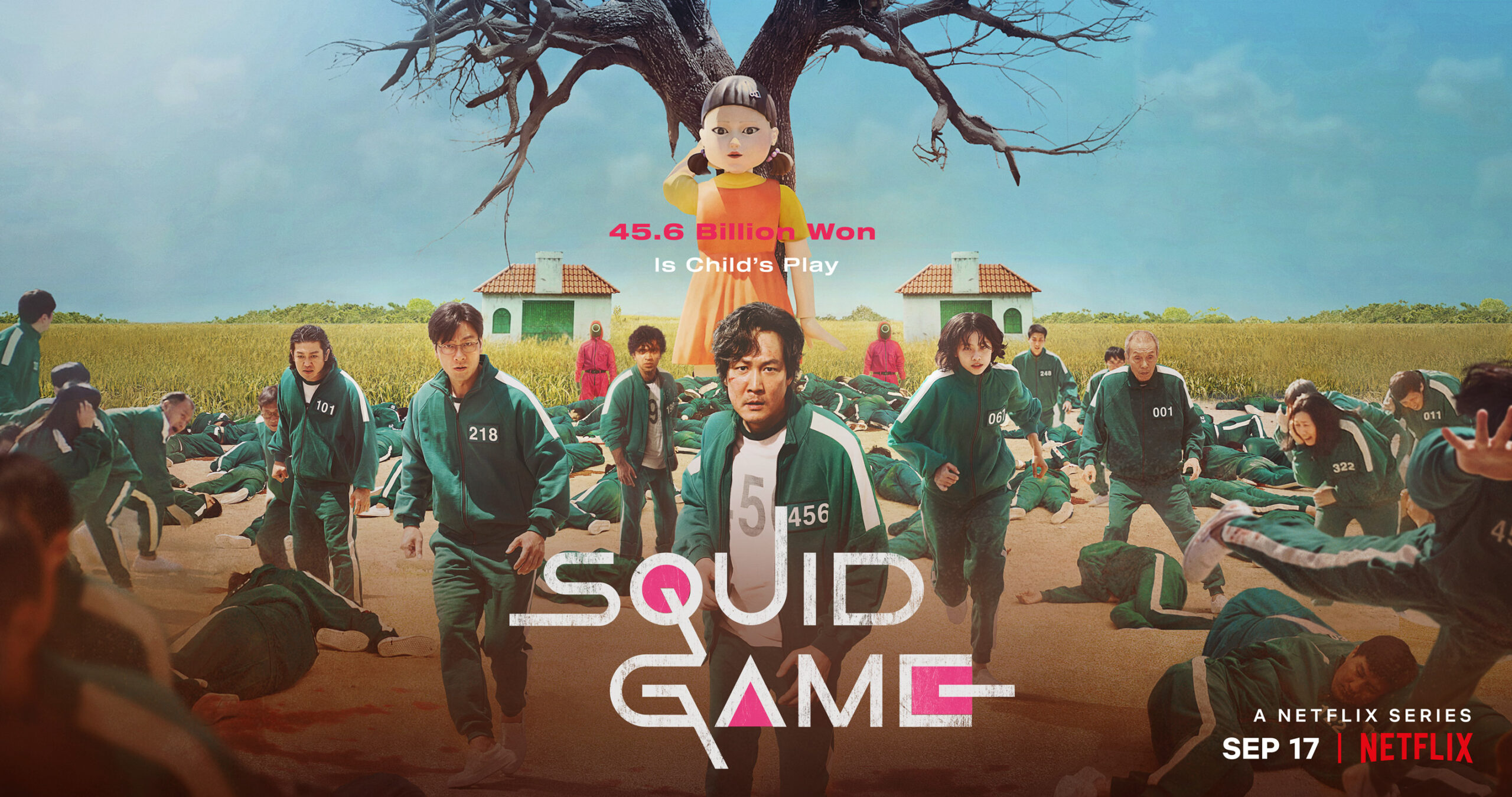 Squid Game KDrama Insight